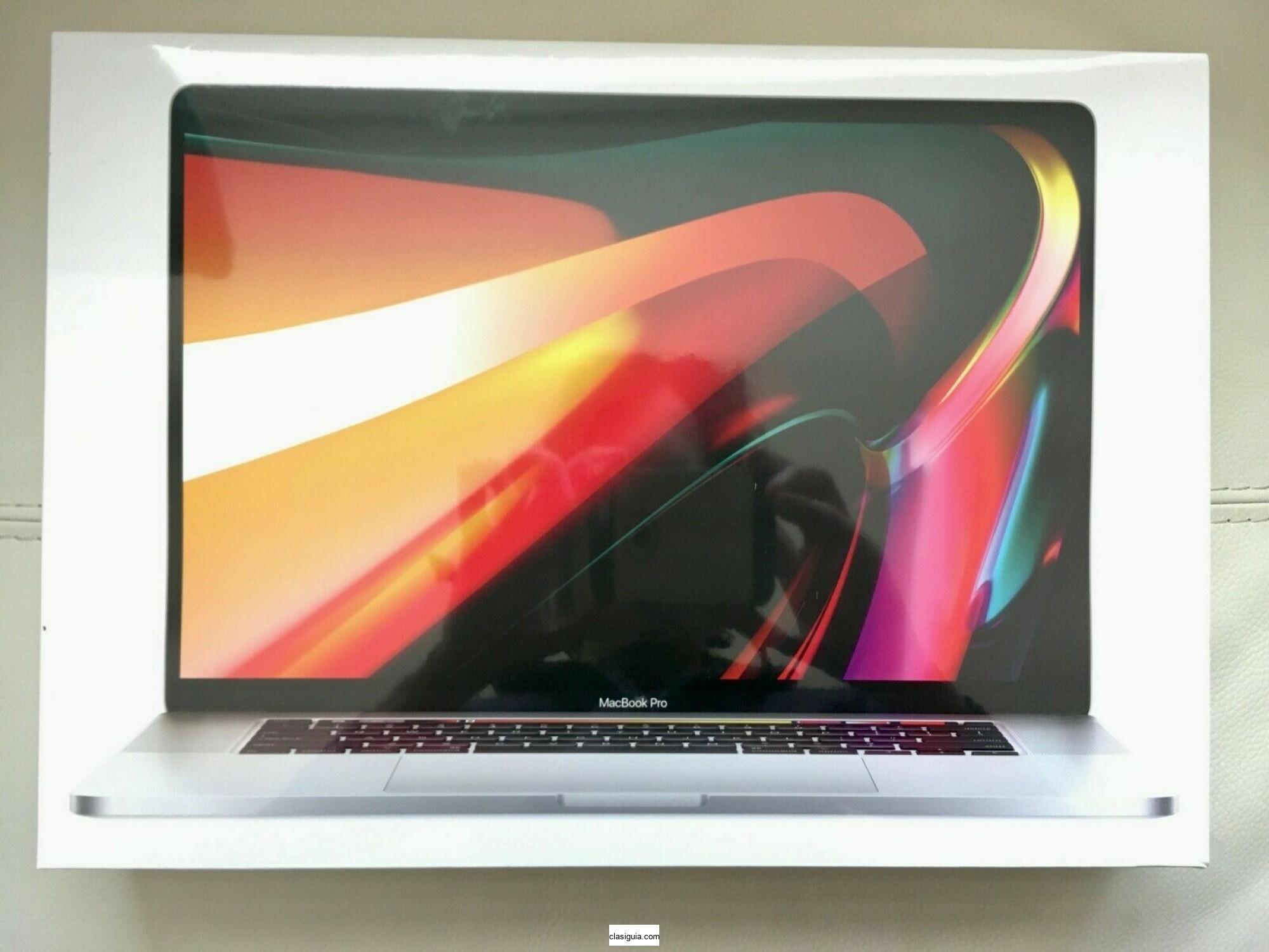 "BRAND NEW SEALED MacBook Pro 16"" Silver 2020 2.6GHz i7 32GB 1TB"
