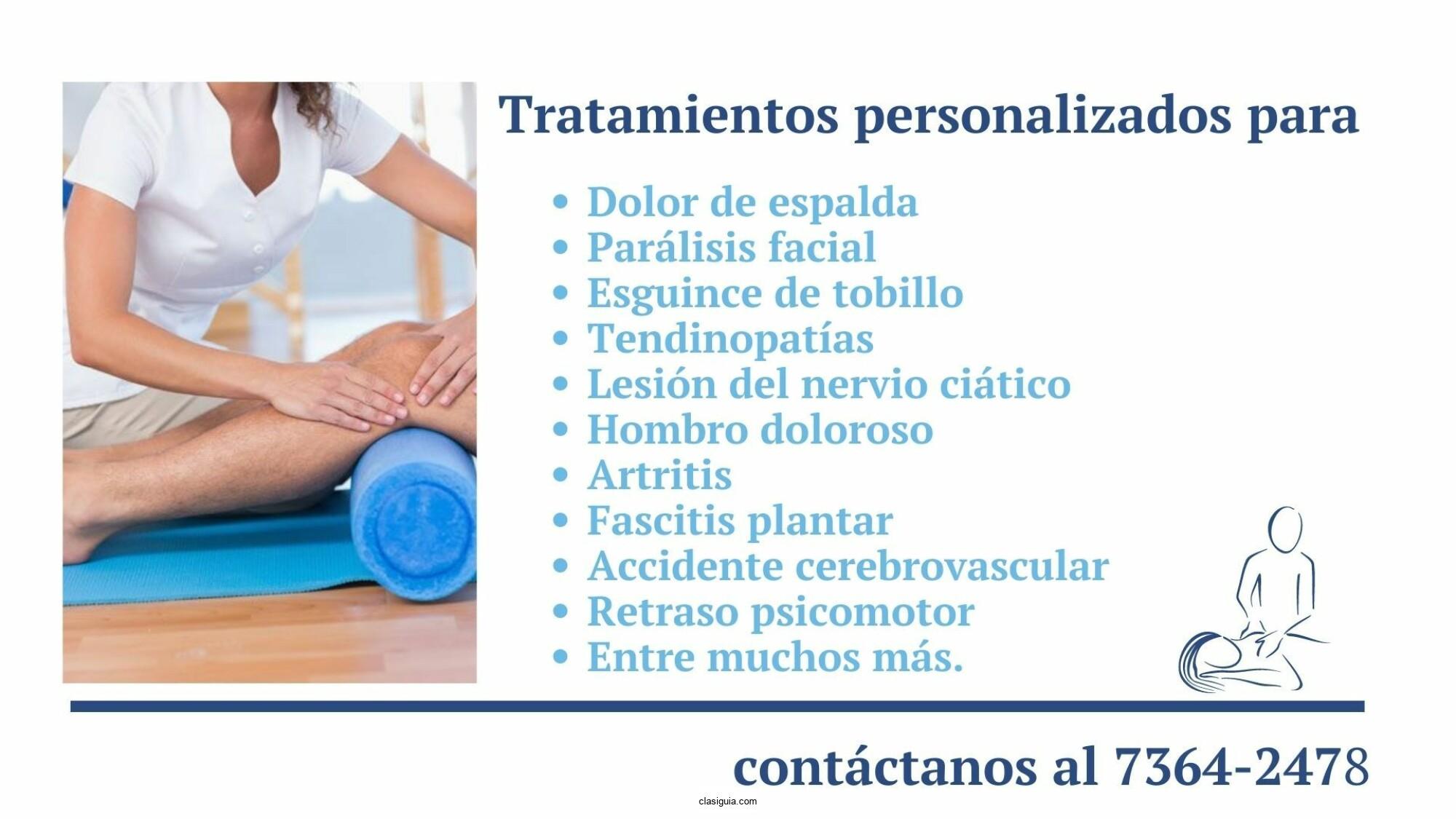 !En Fisioterapia tú mejor opción!