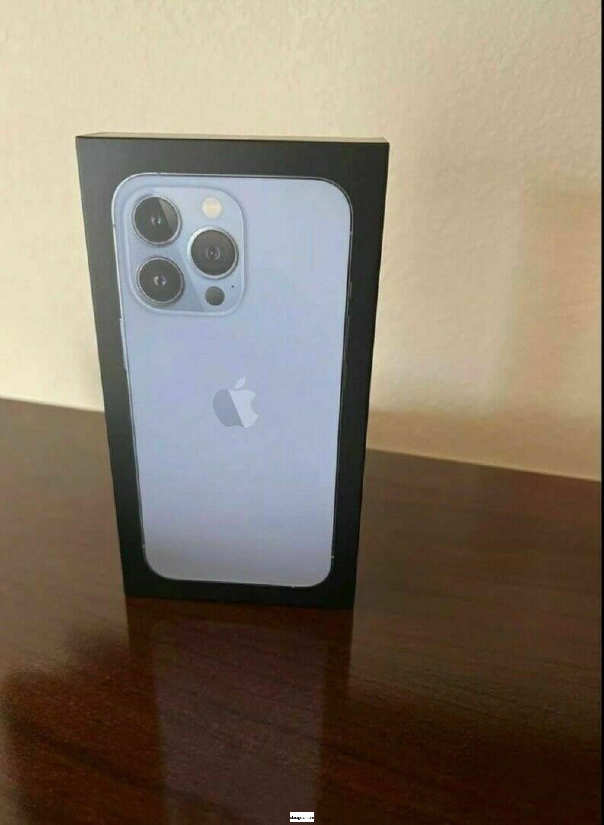 """Buy Apple iPhone 13 Pro 6.1"""" Sim 128GB 256GB 512GB Gold Phone By FedEx"""