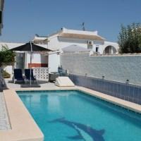 Villa with private pool, Camposol Mazarrón