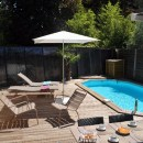 Montpellier : House with pool for sale at 379000 €, in perfect state in quiet & green area
