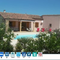 Luxury villa, complete privacy, heated private pool, air conditioning