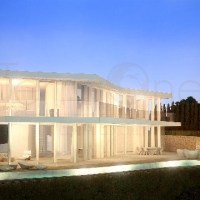 New construction Villa Ambolo