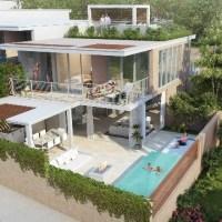 Modern style villas for sale in Cala de Mijas
