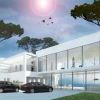 New Contemporary villa project in Elviria – Marbella East