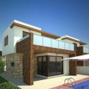 Modern villa near the beach for sale in Torre de la Horadada