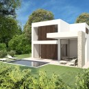 Denia new modern villas with private pool