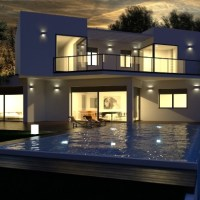 Fantastic modern contemporary villas for sale in Mijas