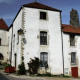 Charming 15th Cent. house in medieval Burgundy village