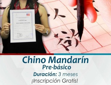 Chino Mandarin Pre Basico