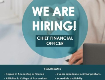 Chief Financial Officer