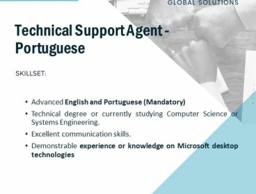 Technical Support Agent-Portuguese