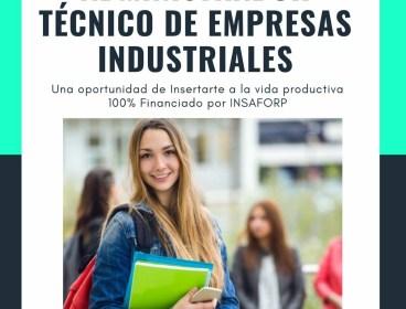 Técnico de Empresas Industriales