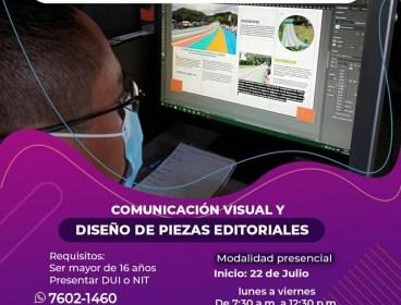 Diseño de piezas Editoriales