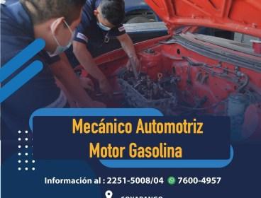 Mecánico Automotriz Motor Gasolina