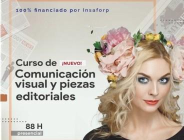 Comunicación Visual y Piezas Editoriales