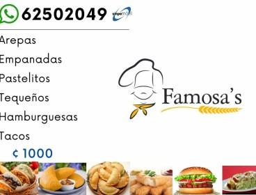 Alientos Famosa's