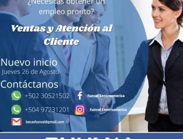 Ventas y Atención al cliente