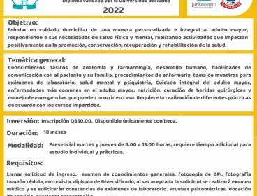 """Becas disponibles """"Salud"""" Junkacentro ciclo 2022"""