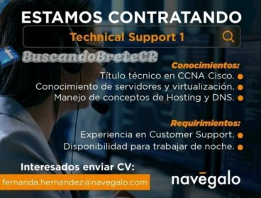 Technical Support 1