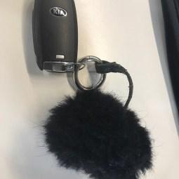 KIA Key Ring Found