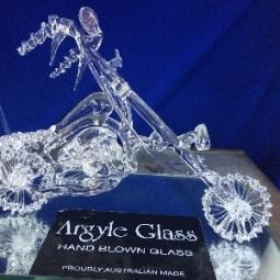 Argyle Glass handmade glassware