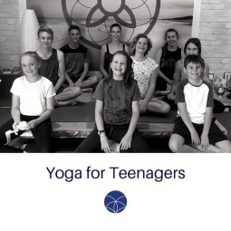 YOGA FOR TEENAGERS COURSE