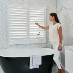 FREE Luxaflex PolySatin Shutters UPGRADE to the SmartView Operating System!
