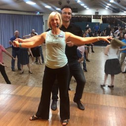 Ceroc Modern Jive Partner Dancing - Fun, Friends, Fitness!!