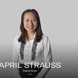 April Strauss - Property Partner
