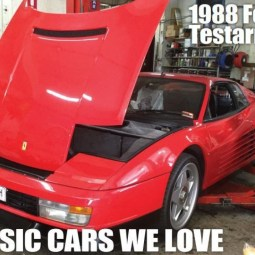 Why Do We Buy Classic Cars