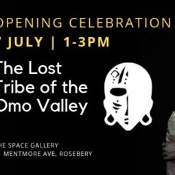 The Lost Tribe of the Omo Valley - Solo exhibition at THE SPACE gallery