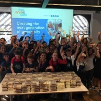 Kids Giving Back - Cook4Dignity