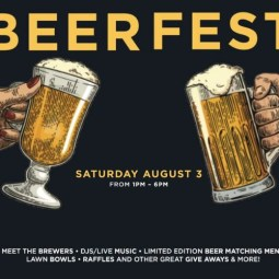 Bowlo Beer Fest