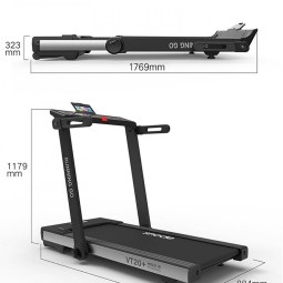 Endurance Treadmills Launches Appartment Friendly Treadmill