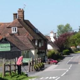 The Swan Inn Dallington