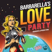 Barbarella LOVE Party - supporting One Wave mental health awareness