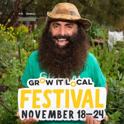GROW IT LOCAL FESTIVAL SYDNEY 18-24 OCTOBER