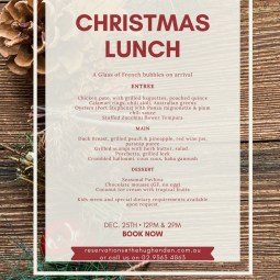 Christmas Day at The Hughenden Boutique Hotel