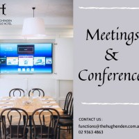 Meetings & Conferences at The Hughenden Boutique Hotel