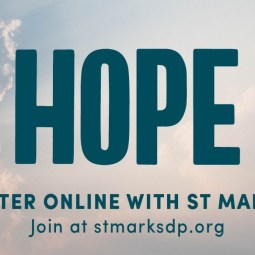 Join us for Easter online at St Mark's Anglican Church Darling Point