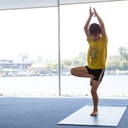 Sydney Yoga Collective offering free kids yoga classes online to de-stress little minds