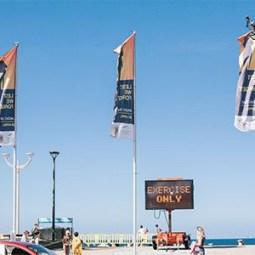 RANDWICK CITY COUNCIL CLOSES ALL BEACHES