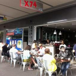 Cafe X74