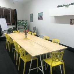 The Little Space  - casual  meeting room hire and consulting room hire Bondi Junction.