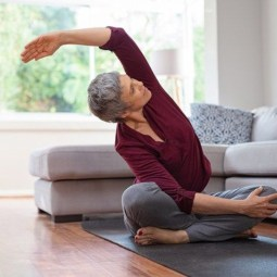 Yoga Works For Over 40s
