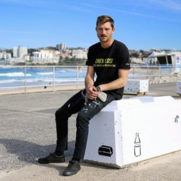 Celebrated Bondi artist brings children's stencils to life