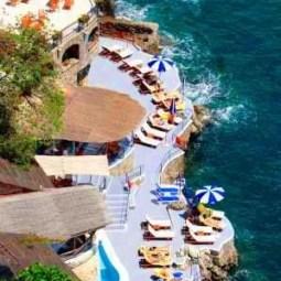 Beach club proposal at Bondi