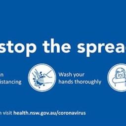 Stop the Spread COVID-19