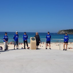 WAVERLEY COUNCIL'S BEACH AMBASSADORS